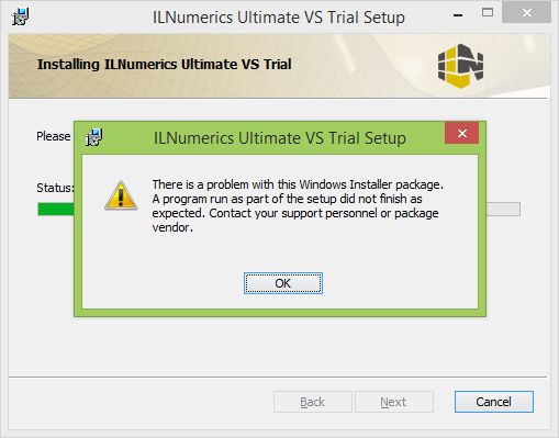 Installing ILNumerics