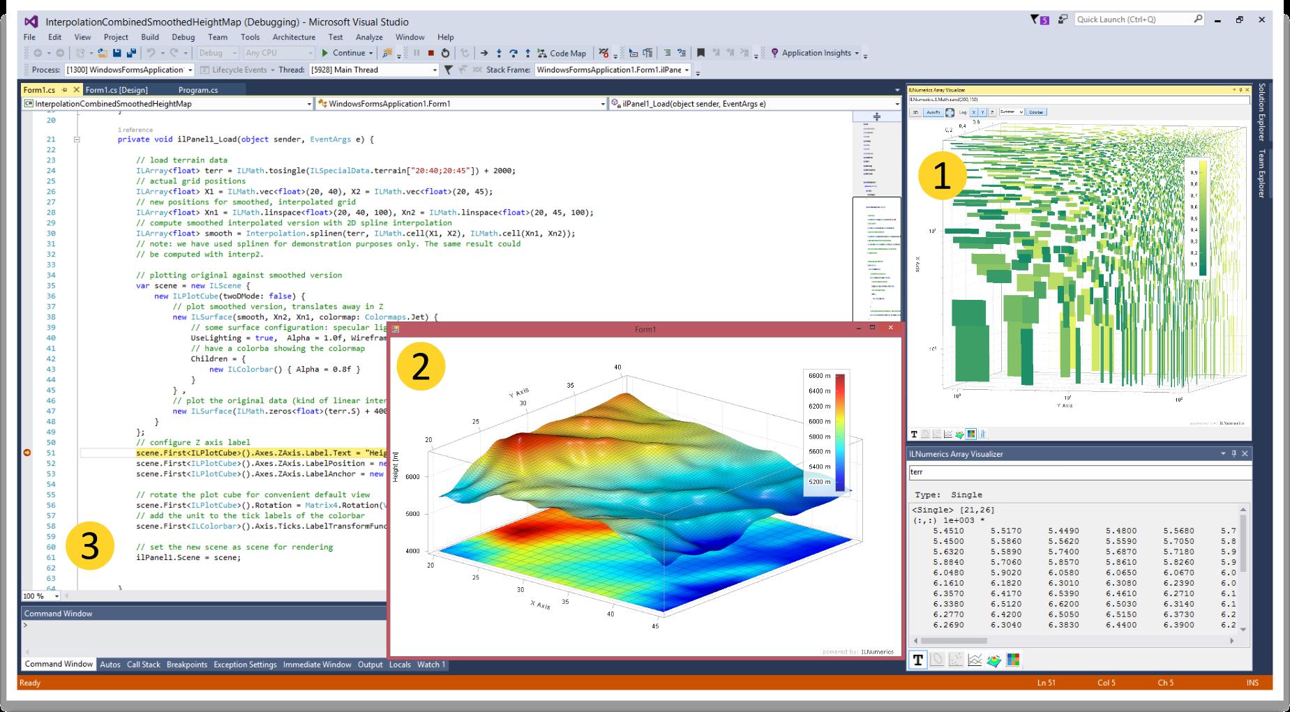 ILNumerics – Technical Computing